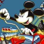 Игра Микки Маус, Гуфи и Дональд в диснеевских гонках