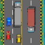 Игра Быстрый джип на автобане