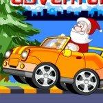 Игра Дед Мороз на машине