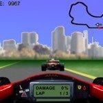Игра Аккуратная езда на болиде Formula 1