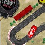 Игра Удержи машину на поворотах
