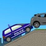 Игра Крутые гонки от полиции