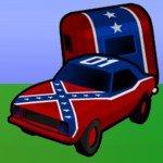 Игра Гонки легковых машин с прицепами
