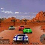 Игра Интересные авто гонки в 3D