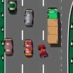 Игра Езда на машине Формулы 1 по автобану