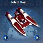 Игра Водные гонки на быстрых катерах