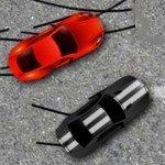 Игра Автомобильные гонки по городским дорогам
