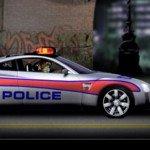 Игра Гонка от полиции по городу