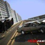 Игра Езда на машине с авариями