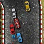 Игра Интересная автогонка