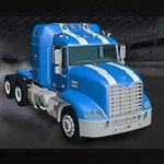 Игра Заезды больших промышленных грузовиков