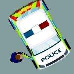 Игра Полицейский в городе