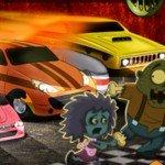Игра Гонки зомби на машинах