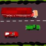 Игра Пьяный водитель на дороге