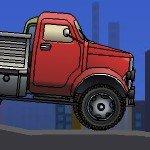 Игра Джипы против грузовиков