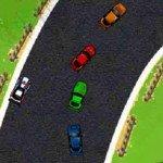Игра Хорошие гонки на машинах по кольцу