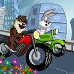 Игра Звери на мотоциклах
