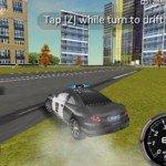 Игра Гонки полицейских машин с дрифтом