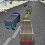 Игра Соревнования грузовиков в 3D