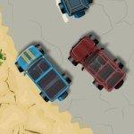 Игра Джипы на трассе Дакар