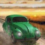 Игра На классических авто модели жук