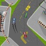 Игра Скоростные заезды на машинах