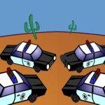 Игра Мексиканец против американской полиции