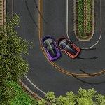 Игра Гонки на машинах в маленьком городе