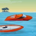 Игра Скоростные яхты