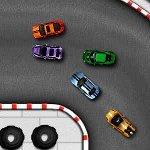 Игра Экстремальное ралли на машинах