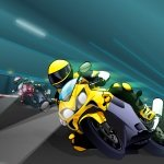 Игра Отважные мотоциклисты