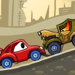 Игра Машина ест машину 2 (Car Eats Ca...