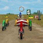 Игра Гонки по грязи на мотоциклах