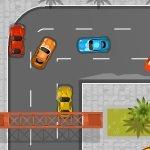 Игра Суперкары на городских дорогах