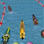 Игра 3D Гонки на катерах