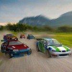Игра Турбо гонки на машинах