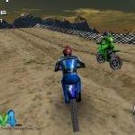 Игра Скоростной мотокросс в 3D
