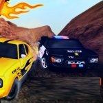 Игра Крутые полицейские гонки на машинах