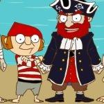 Игра Гонки пиратских кораблей