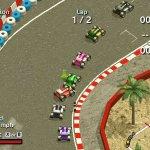 Игра Классные гонки на машинах по кольцу