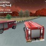 Игра Экстрим гонки на пожарных машинах