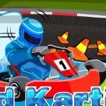 Игра Виртуальный мини чемпионат по картингу