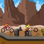 Игра Рисковые мотоциклисты