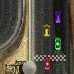 Игра Микро гонки на машинах