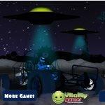 Игра Космические заезды на багги