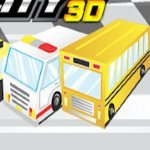 Игра Городская скорость 3Д