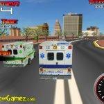 Игра На машинах скорой помощи