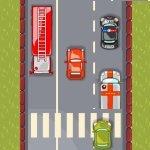 Игра Маневрирование на азиатских дорогах