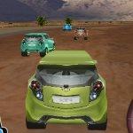 Игра На машинах в круговых гонках