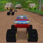 Игра Джипы монстры 3D